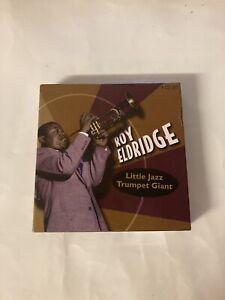 Roy Eldridge - Little Jazz Trumpet Giant - 4 CD Box Set