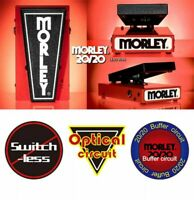 MORLEY Low Noise Switchless Effects Pedal 20/20 LEAD WAH Japan with Tracking