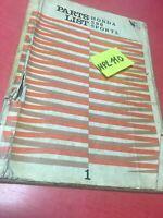 Honda S90 Sports S 90 liste catalogue pièces détachées édition 1964