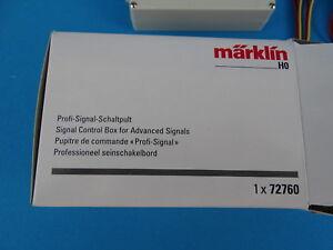 Marklin 72760 Signal Control Box For Advanced Signals