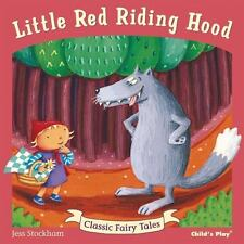 Little Red Riding Hood (Classic Fairy Tales)  Paperback