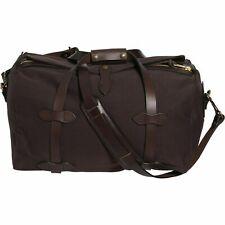Filson Small Rugged Twill Duffle Bag - Brown 11070220