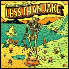 Less than Jake - Greetings & Salutations [New CD]