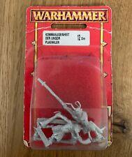 Warhammer Fantasy - Beastmen / Tiermenschen - Ungor Kommando / Command - NEU