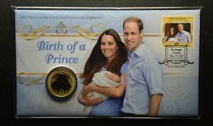 PNC 2013 Birth of a Prince (Royal Baby) Perth Mint $1 Coin