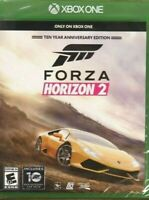 Forza Horizon 2 ( Microsoft Xbox one ) ( Ten year anniversary Edition )