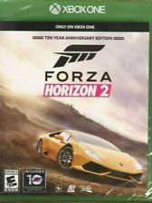 Forza Horizon 2 ( Microsoft Xbox one ) ( Ten year anniversary Edition )