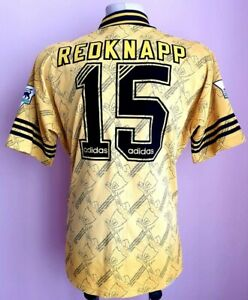 Liverpool 1994 - 1996 Third football Adidas shirt #15 REDKNAPP