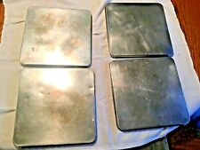 Set of Range Burner Covers