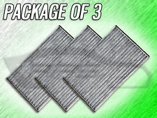 C25623 CABIN AIR FILTER 2005 2006 2007 2008 2009 XLR-V CORVETTE - PACKAGE OF 3