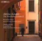Thomas Georgi - Ariosti: Stockholm Sonatas for Viola damore, Vol. 2 [CD]