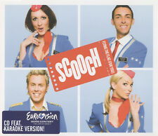 SCOOCH - FLYING THE FLAG - EUROVISION SONG CONTEST HELSINKI 2007 - CD SINGLE