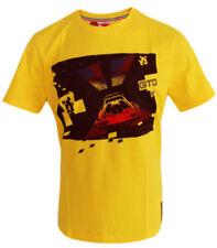 Magliette da uomo gialli marca PUMA Taglia XL