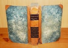 1821 OXBERRY'S DRAMA 7 Plays CLANDESTINE MARRIAGE Merry Wives of Windsor &c