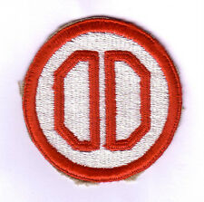WWII - 31st INFANTRY DIVISION (Original patch)