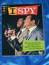 I SPY # 1, 1966, Robert Culp & Bill Cosby Photo Cover, Fine-Very Fine Condition
