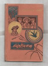 A CHRISTMAS STORY 1886 FOR LITTLE ONES * ILLUSTRATED * SCARCE * HOLIDAY STORIES