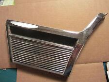 1965 Olds Delta models front fender molding NOS 389345