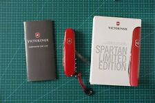 VICTORINOX SPARTAN LIMITED EDITION 115 YEARS OF ICONIC DESIGN 1.3603.L12