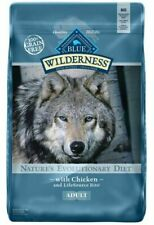 Blue Buffalo Wilderness High Protein Grain Free Chicken Dry Dog Food - 24lbs