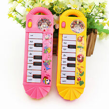 Baby Toddler Kids Musical Piano Developmental Toy Early Educational Game 1pc