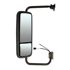 Freightliner Columbia (12- ) Mirrors Manual HTD CB Black LH