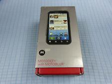 Original Motorola Defy Weiß! Gebraucht! Ohne Simlock! OVP! RAR!