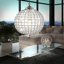 Pendel Lampe Kugel Kristall Arbeitszimmer Hnge Leuchte Orientalisch Alt Messing