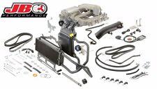 2007-2011 Jeep Wrangler 3.8L JK Sprintex Supercharger Intercooled Kit
