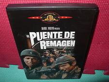 EL PUENTE DE REMAGEN - BELICO -  SEGAL - GAZZARA -  dvd