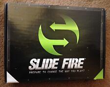 SLIDE FIRE SSAR-15 SBS SLIDE FIRE STOCK RIGHT HANDED BLACK