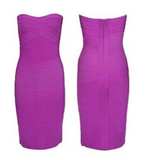 Whoinshop womens Rayon Strapless Stretch  Bandage Dress Size S RRP£42 (332)
