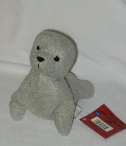 Russ Berrie Luv Pets Waves the Gray Seal #23195 with Tags - Pre-Owned