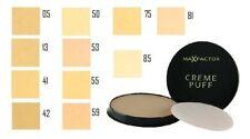 Productos de maquillaje Max Factor de polvos compactos para el rostro