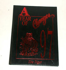 1997 ANSON TEXAS HIGHSCHOOL YEAR BOOK / ANNUAL - TIGERS - EXCELLENT!!