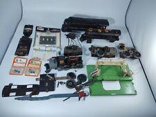 Vintage Model Train Parts Bundle