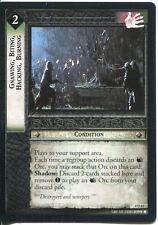 Lord Of The Rings CCG Card EoF 6.U63 Gnawing, Biting, Hacking, Burning