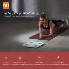 Xiaomi Mi Body Composition Scale 2 BT 5.0 LED Smart Fat Weight Health Scale APP