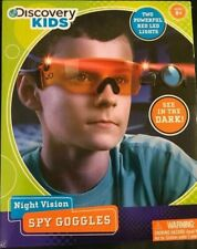 Discovery Kids Night Vision Spy Goggles See in the Dark!  Ages 8+