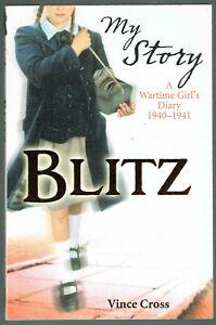 MY STORY, BLITZ, VINCE CROSS, VGC.