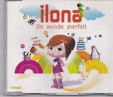 Ilona-Un Monde Parfait cd maxi single 7 tracks