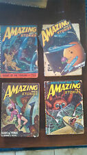 Amazing Stories (22 issues between 1946 and 1949)