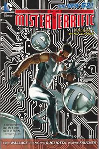 Mister Terrific Vol.1 TPB DC Comics collects complete series NEW 52 JSA JLA OOP
