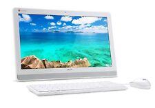"Acer Chromebase DC221HQ All-In-One PC 21.5"" 2.1GHz Tegra K1 4GB 16GB Chrome OS"