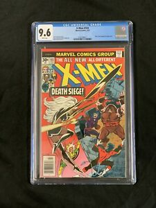 X-Men 103 (1977 Marvel) CGC 9.6 Juggernaut, Black Tom Appearances