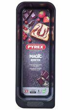 Pyrex Magic Non-Stick Loaf Bread Cake Baking Oven Pan Tin Tray 30cm