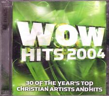 WOW HITS 2004 2CD Classic Great Christian NEWSBOYS MERCYME TOBY MAC THIRD DAY