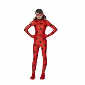 Miraculous Ladybug Halloween Costume Zag Heroez Child GIRL Kids Large 10 11 12