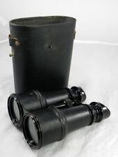 VINTAGE ANTIQUE SPORTIERE PARIS FRANCE MILITARY ISSUE BINOCULARS