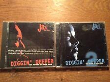Diggin Deeper 1 + 2 [2 CD Alben] Roots of Acid Jazz / Deodato Ray Barretto